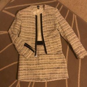Tommy Hilfiger Tweed Suit